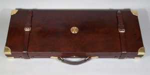 1888 PURDEY 2-GUN TRUNK CASE