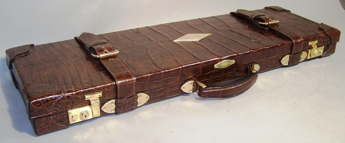 Standard Trunk Case with Optional Binding